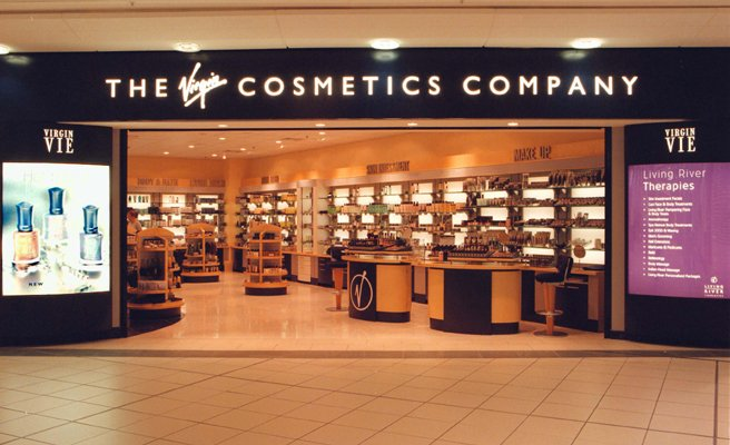 The Virgin Cosmetics Company