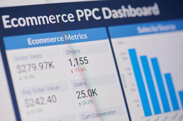E-commerce PPC Dashboard