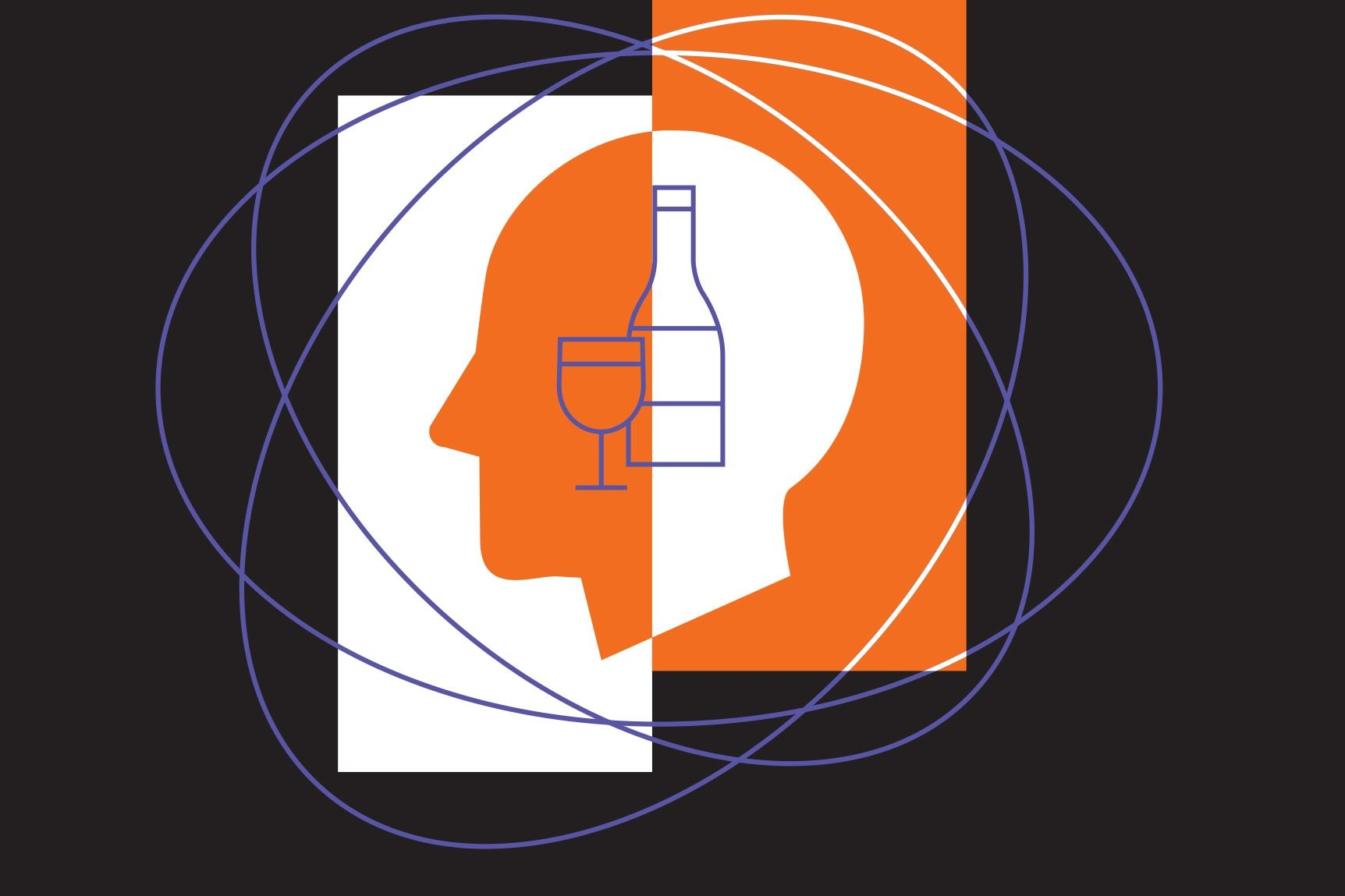 ACUK Alcohol Mental Health A5 Leaflet Cover