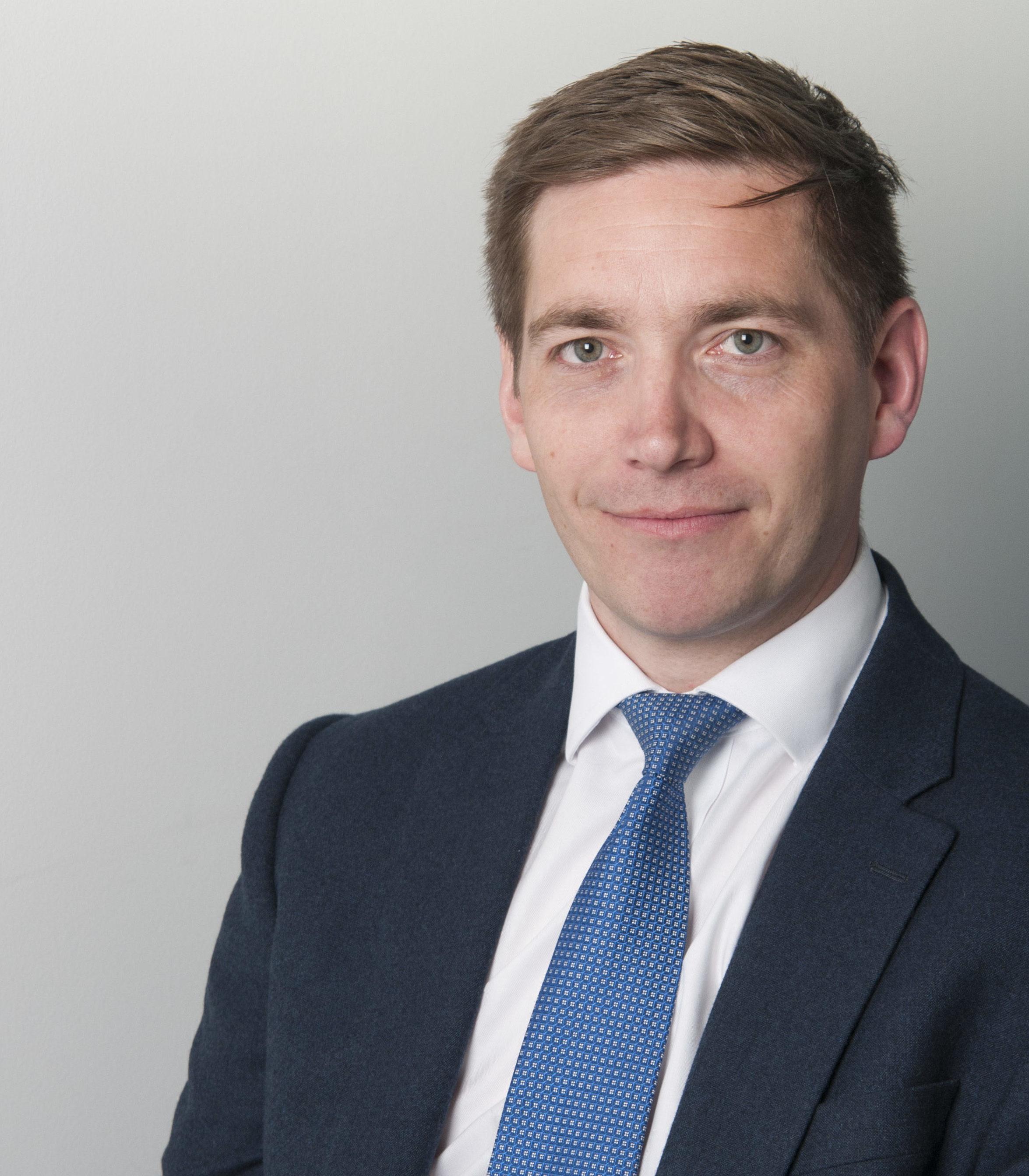 Mr Gareth Harkin