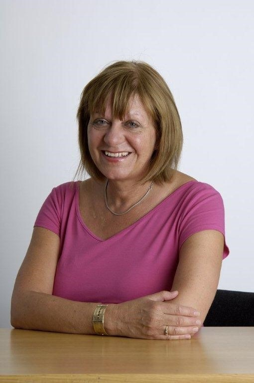 Vivienne Evans OBE