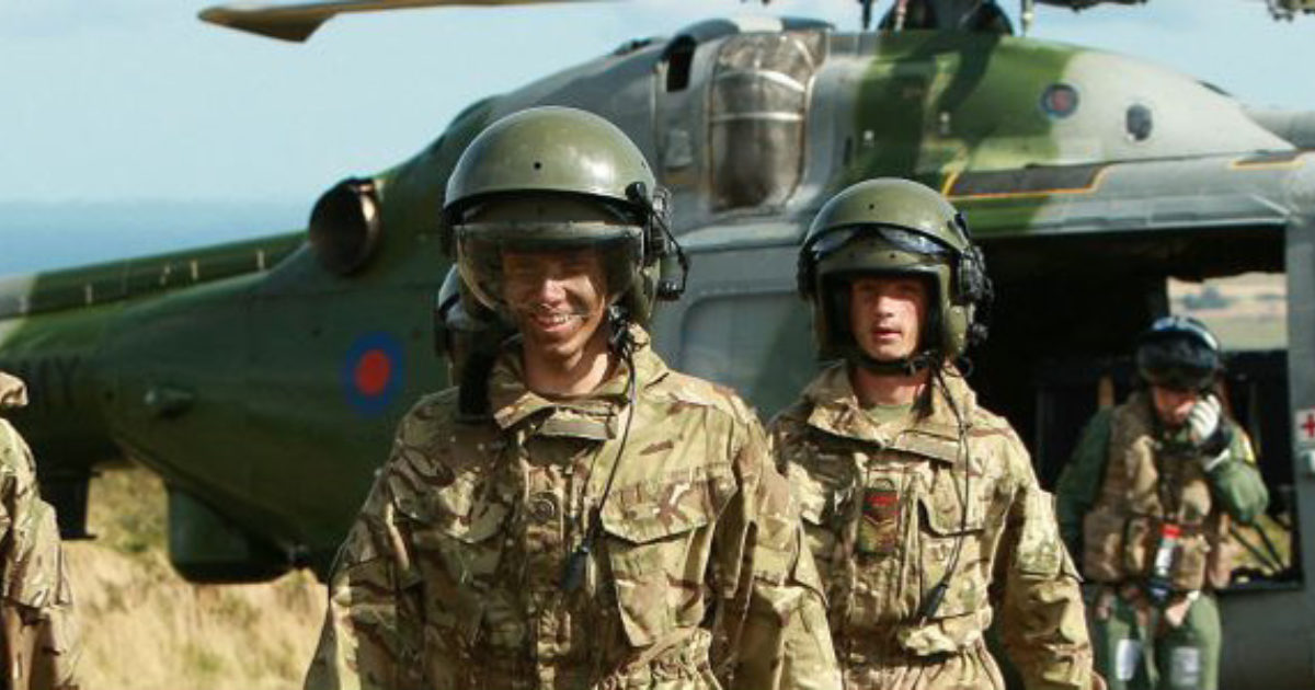 Go Further | ACF | Volunteering | Army Cadet Force