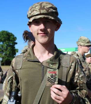 Quick Guide To Cadet Badges And Ranks | Army Cadet Force