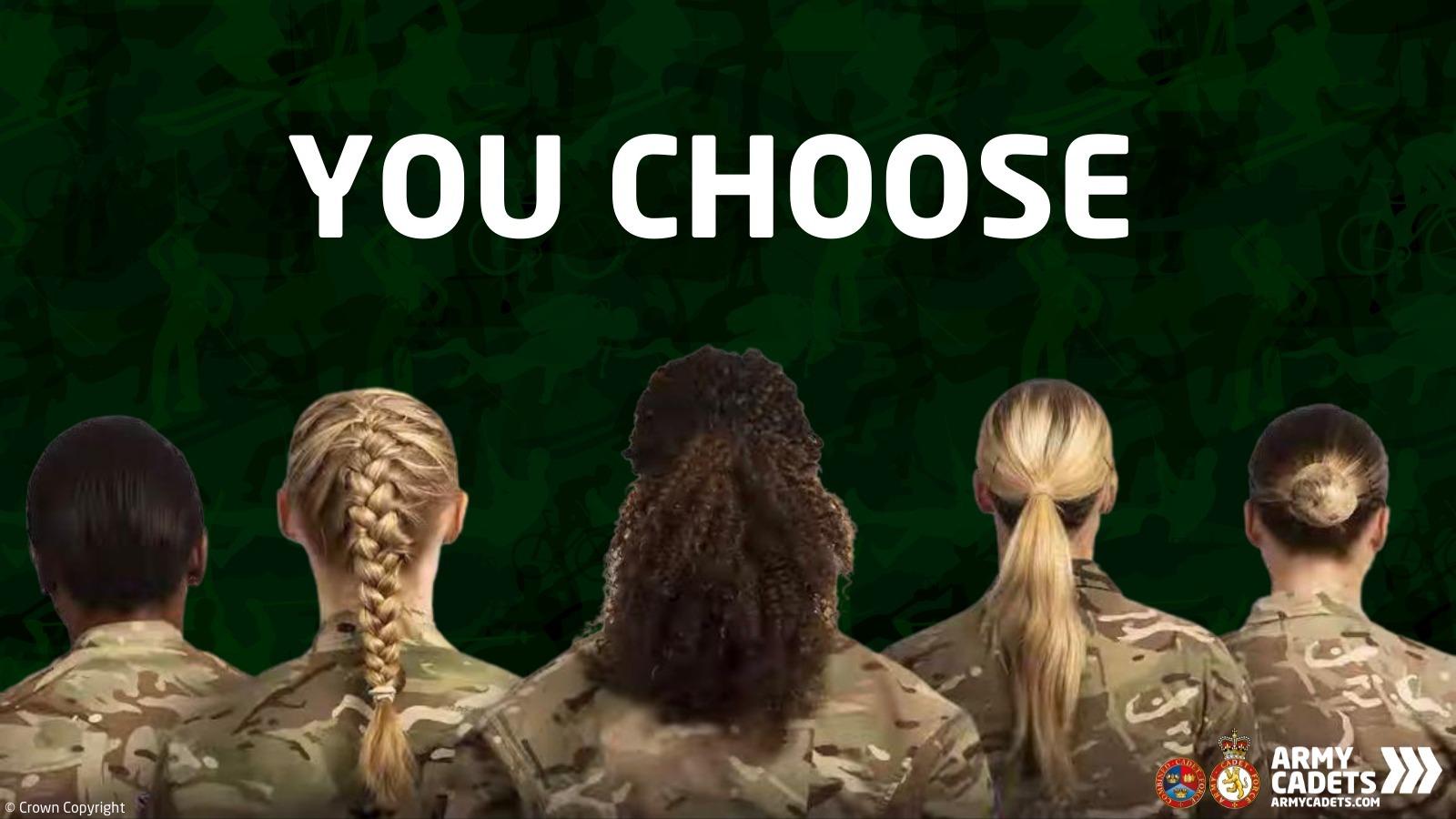 Your hair, your choice