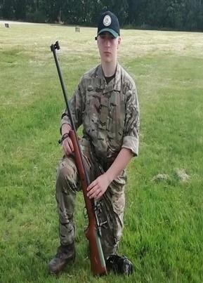 Great Britain Under 19 Target Rifle Shooting Team