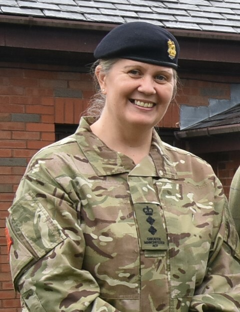 Col Catherine Harrison