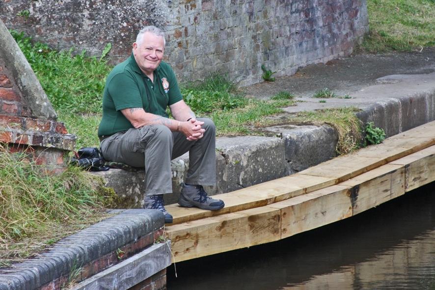 Norfolk's late PRO Major John Doughty