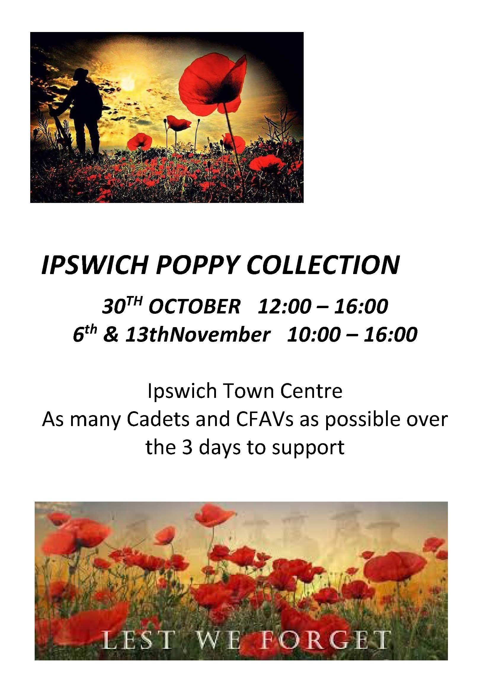 Poppy Collection Poster