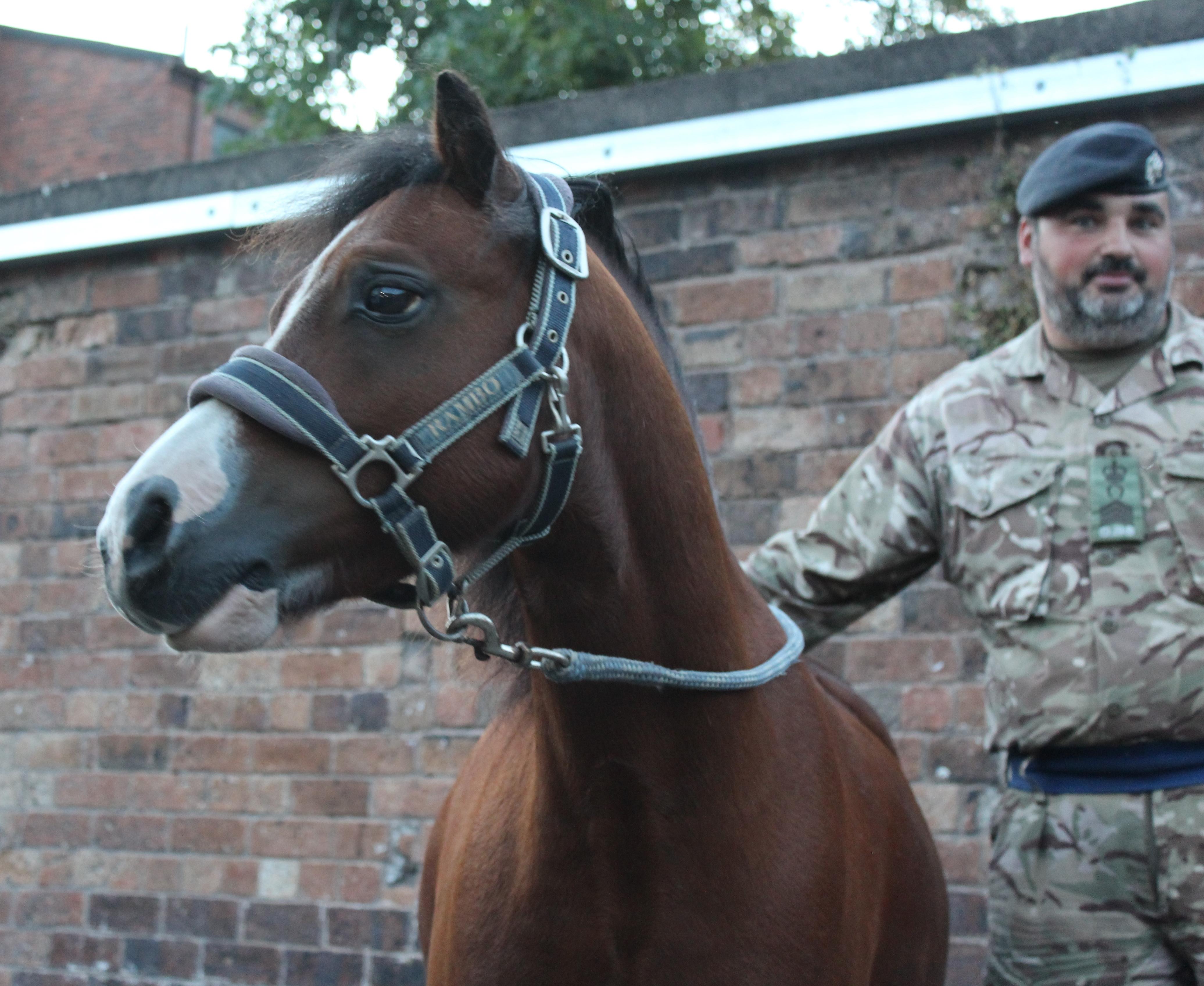 Lance Corporal Emrys Forlan Jones