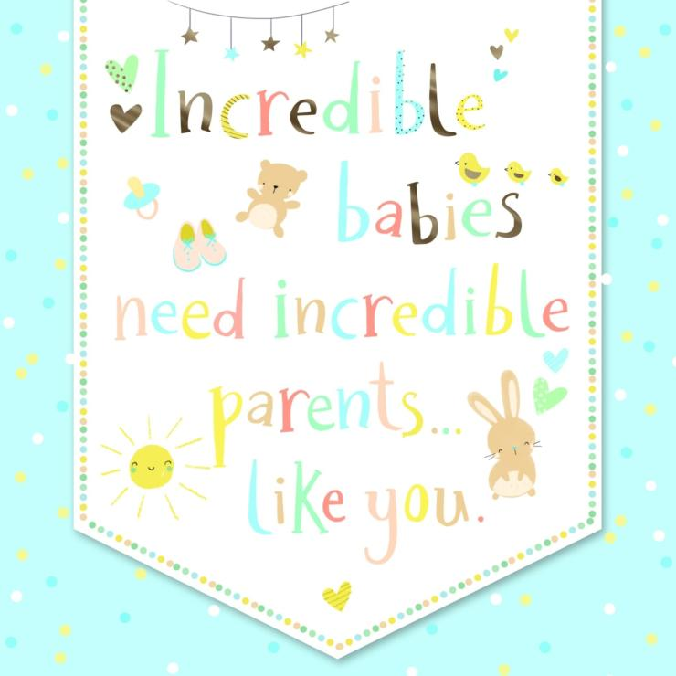 hallmark release new range of greetings cards for babies born