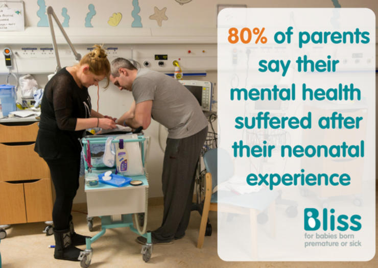 Strictly Embargoed 0900Am Thursday 19 July 2018 80 Of Parents' Mental Health Got Worse After Their Time On The Neonatal Unit 1