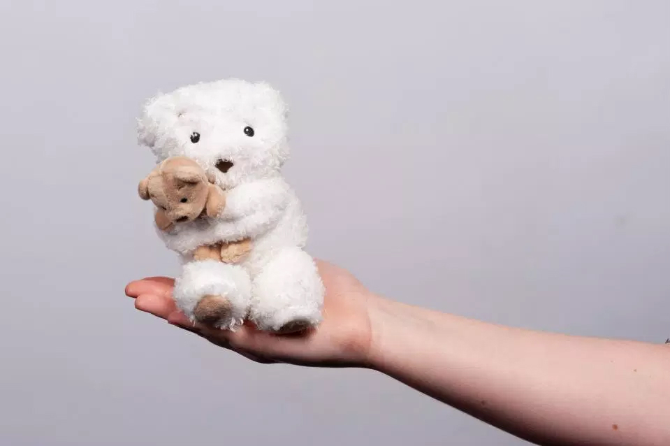 My First Bliss Bear, Scuby and Inky