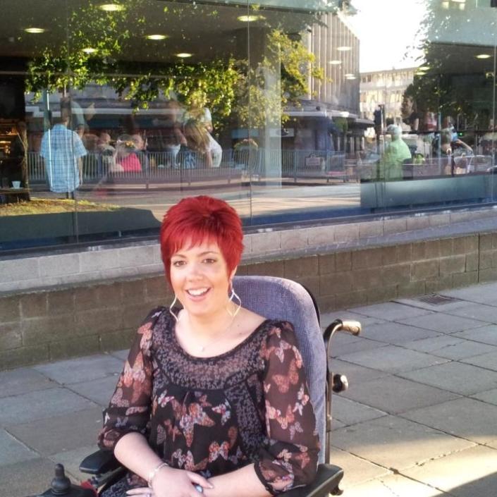 Kayleigh Wheelchair