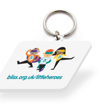Photo of Bliss Little Heroes keyring