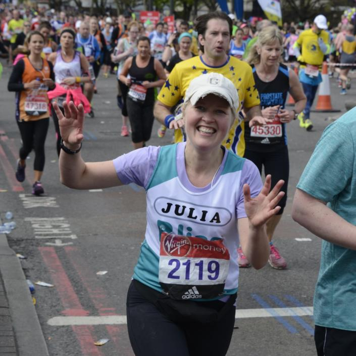 Julia Running
