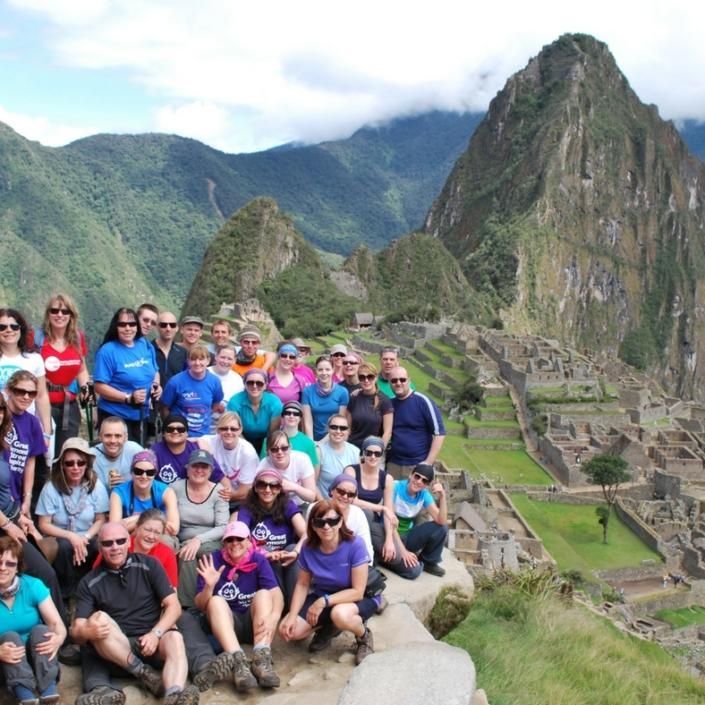 Overseas - Inca Trail