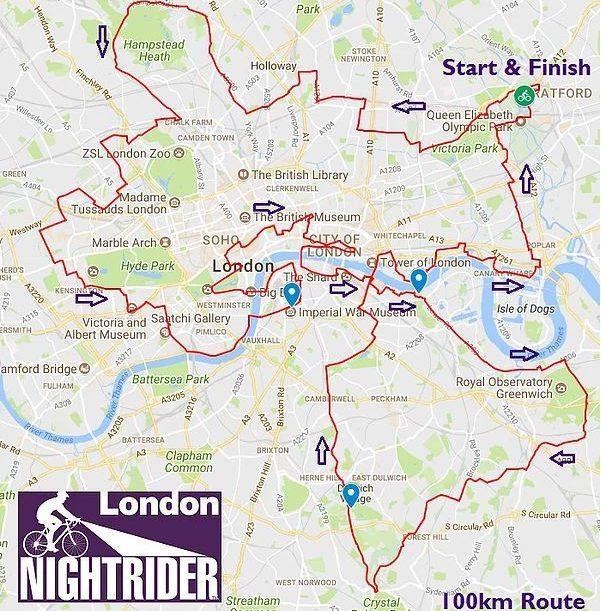 Nightrider 100K