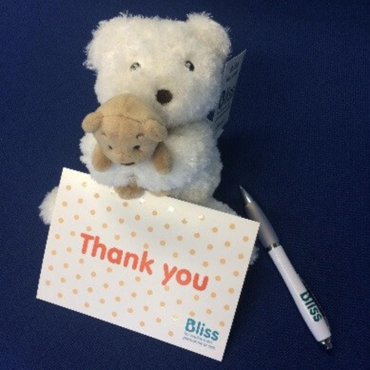Scuby And Inky Payroll Giving Thank You Gift