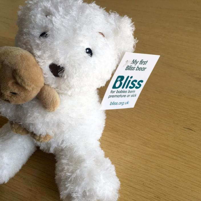 My First Bliss Bear