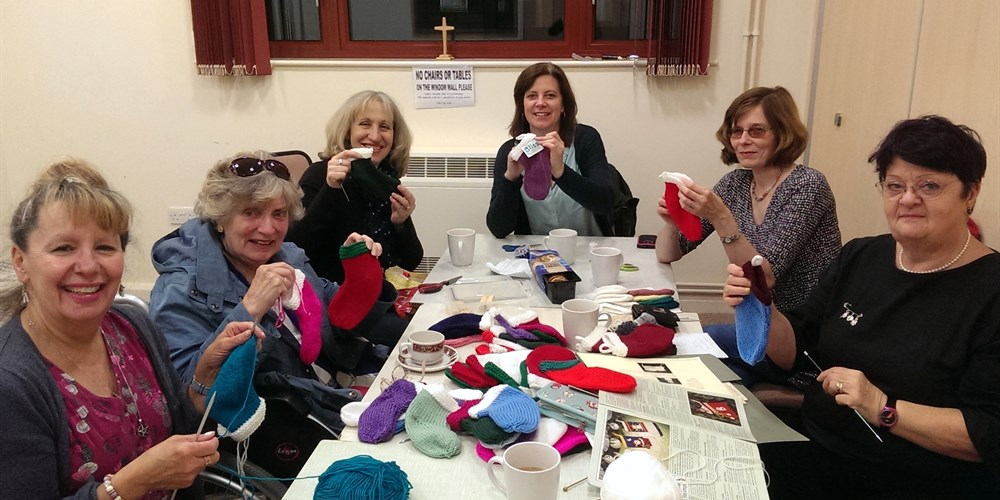 Knit For Premature Babies Bliss