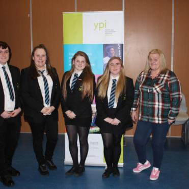YPI Bliss Scotland team