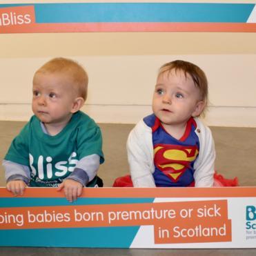 Scotland Little Heroes babies