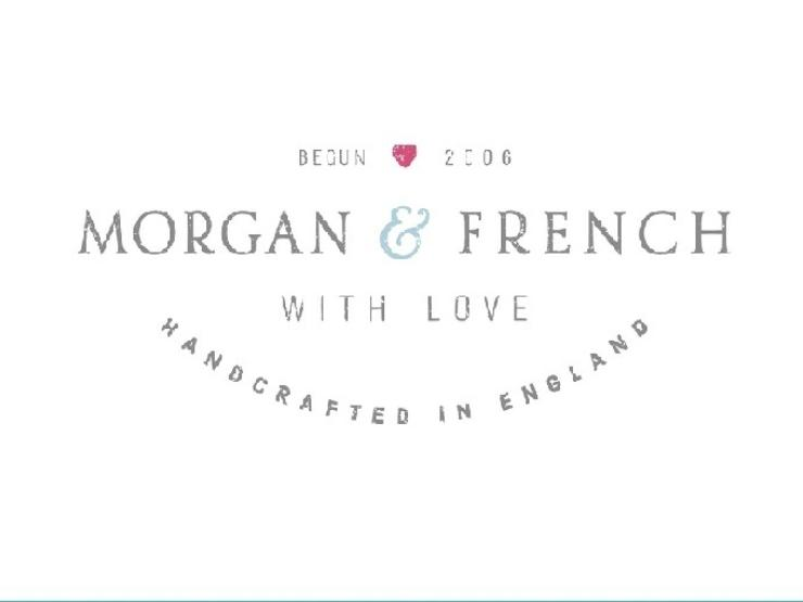 Morgan & French logo