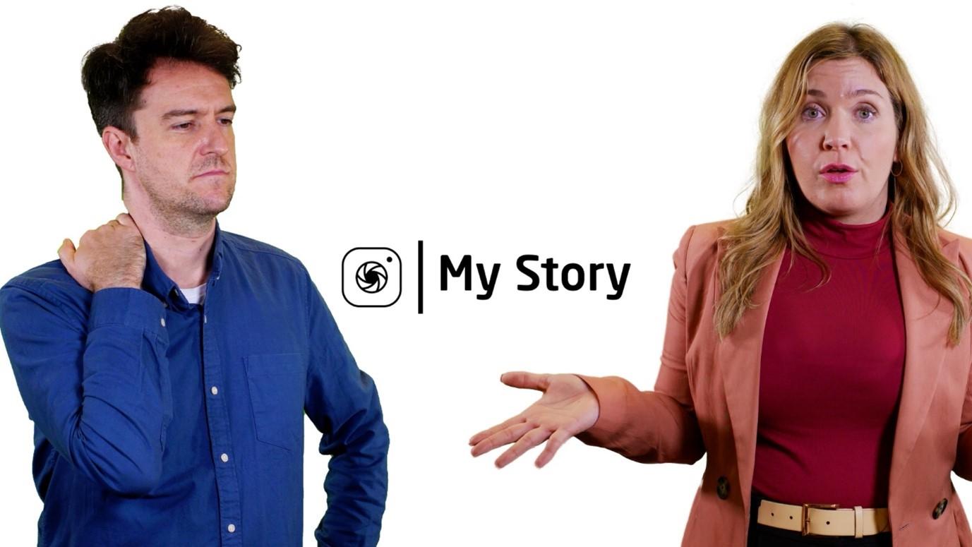 My Story image