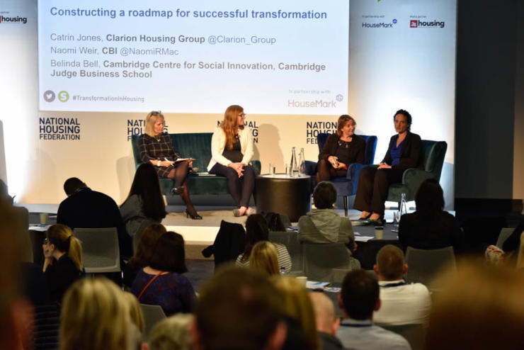 Speaking opportunities | Business Transformation in Housing 2019