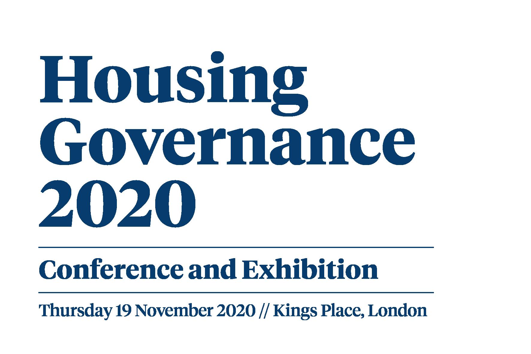 Housing Governance 2020