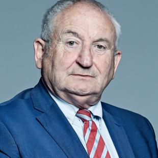 Lord John Bird MBE