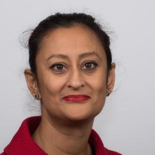 Leaders in the spotlight: Susmita Sen