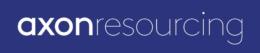 Axon Resourcing