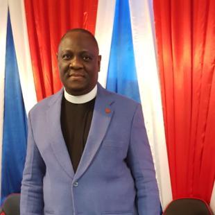 Rev James Olanipekun