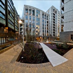 Best Regeneration 2018: Kings Crescent Estate, Hackney