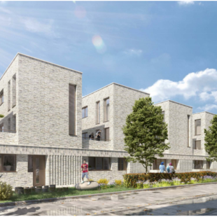 Best Scheme in Planning (<30 units) 2019: Hanbury Street