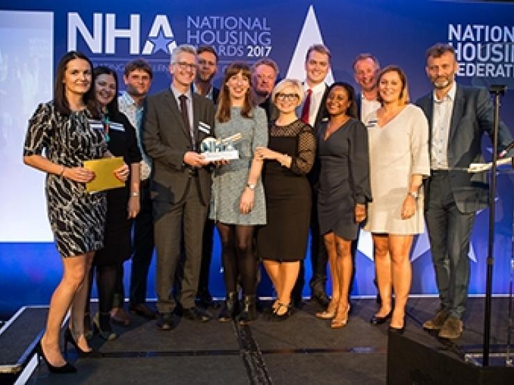 NHA 2017 winners
