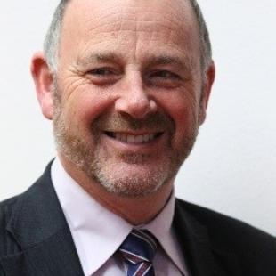 Peter Andrew MBE