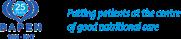 Logo: British association for parenteral and enteral nutrition