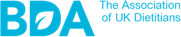 Logo: British dietetic association