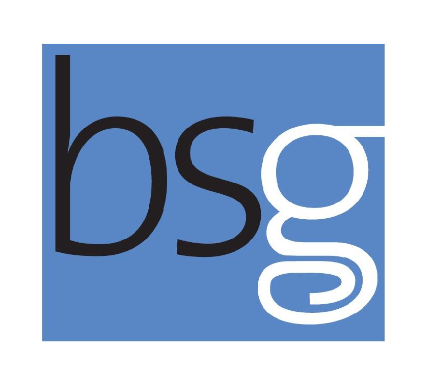 Logo: BSG (British Society of Gastroenterology)