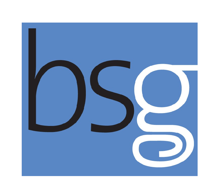 Logo: BSG (British Society of Gastroenterology)