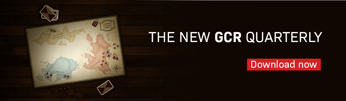 The new GCR quarterly