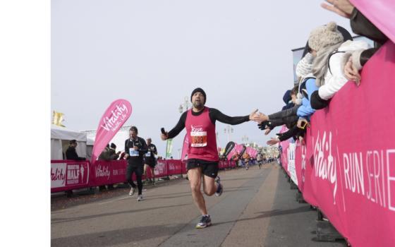 Man running JPEG