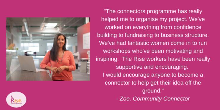 Zoe Connector