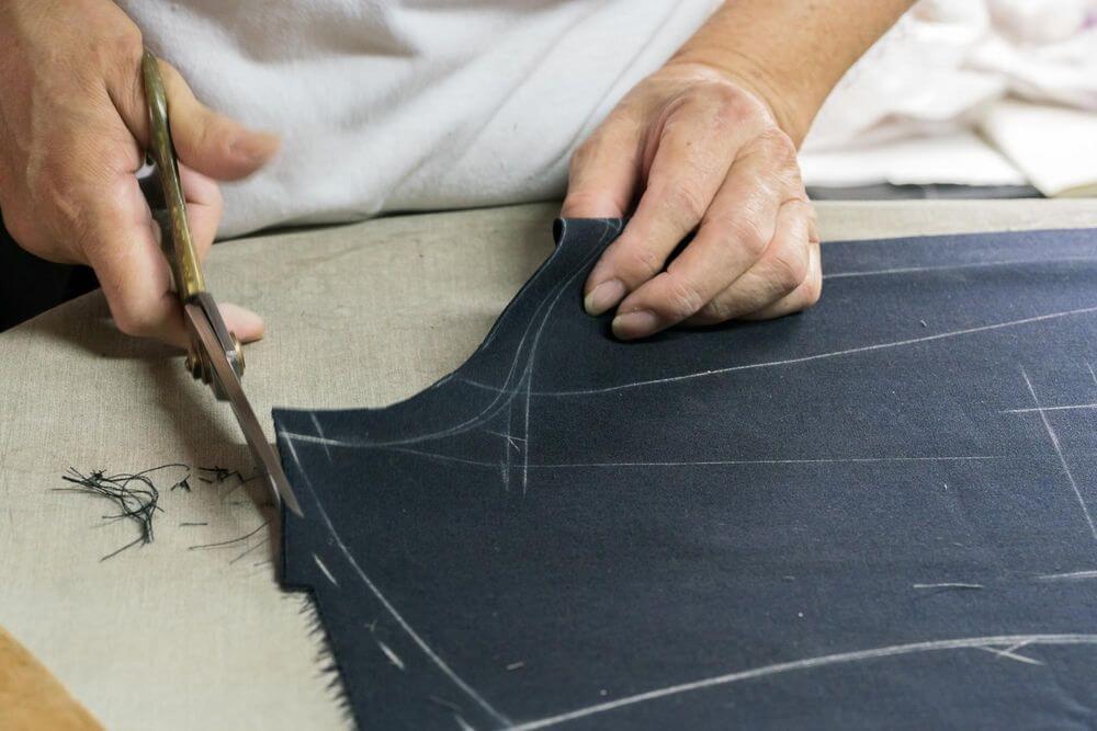 pattern making cutting