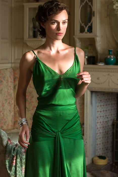Keira Knightley Atonement Dress Working Title Films