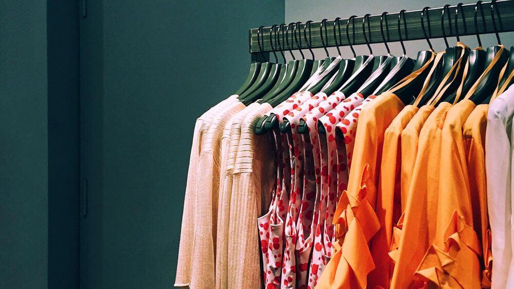 sampling luxury garments
