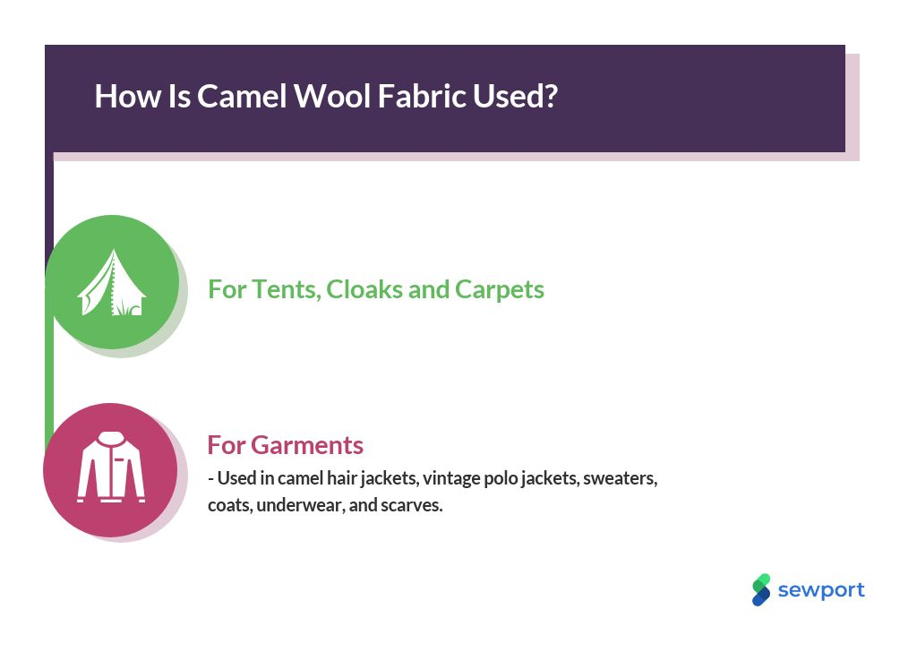 What is Camel Wool Fabric: Properties, How its Made and