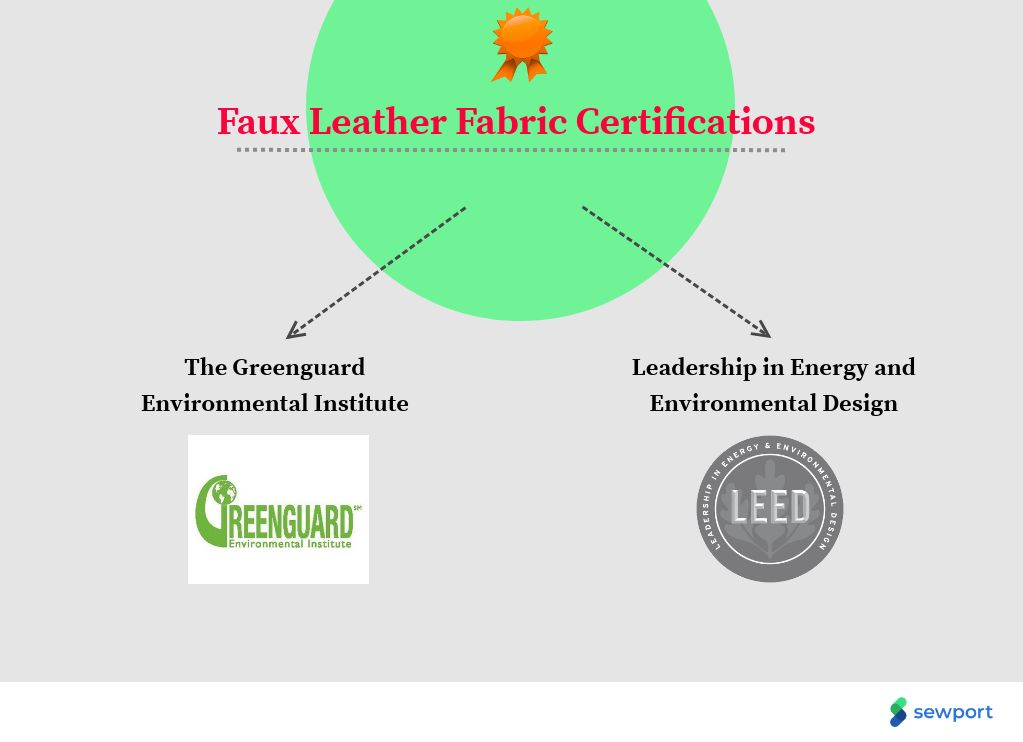 What Is Faux Leather Fabric Properties How Its Made And Where Sewport